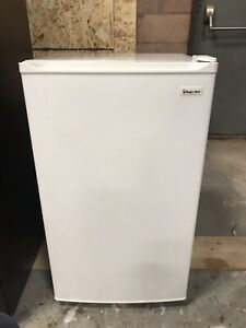 Magic chief mini fridge.  Like new