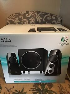 Logitech Surround sound with sub