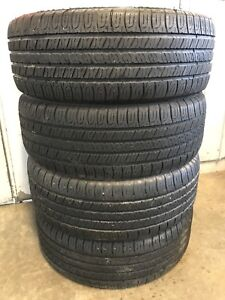 Set of 225/60R16 tires. 225 60 16