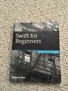 Swift for beginners book - iOS programming code writing