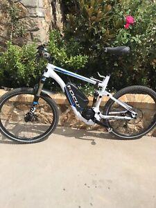 Electric bike, Ebike, EMTB