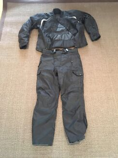 Motorcycle jacket and pants size M