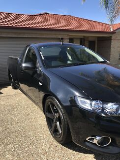 2013 xr6 turbo Ute