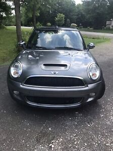 2010 Mini Cooper S (turbo) decapotable