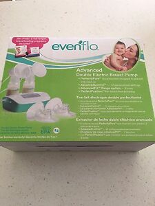 Evenflo Double Electric Breast Pump in KELOWNA