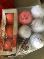 9 awesome golf balls!!!