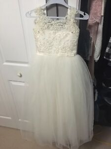 Kingdom Boutique Flower Girl Dress