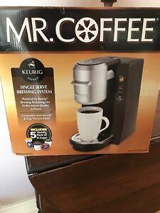 Mr. Coffee Keurig Single Serve Brewing System