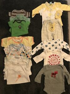 Gender neutral lot, 0-6 mos
