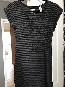 Diesel form flattering dress
