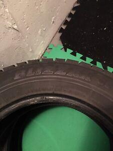 Blizzack Winter Tires