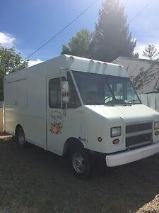 Step van for sale $15000 OBO