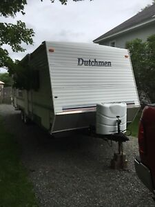 2006 27B Lite Dutchman looking to trade for lighter trailer