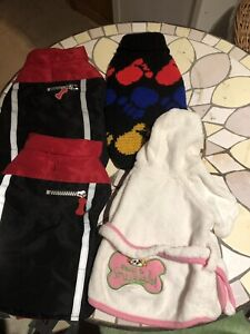 Sweaters & coats for mini dogs