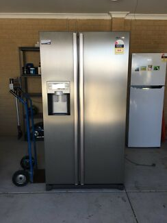 samsung french door stainless steel for sale