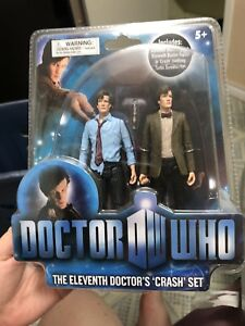 11th Doctor Doctor Who figure.