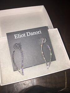 Diamond Earrings (Brand new in Box)