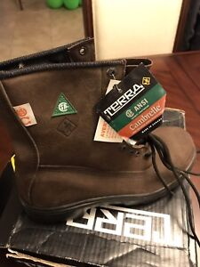 Steel Toe Boots (Brand New) sizes 9.5, 10, 11