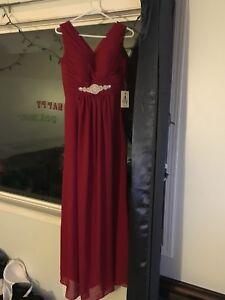 Bridesmaid/ grad dress