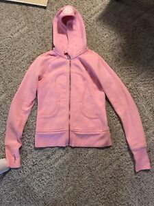 Lululemon scuba sweater size 6