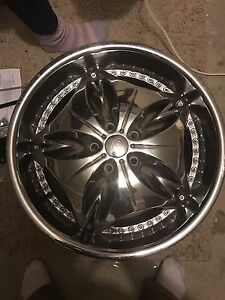 "4x hp rims 20"" Raymond Terrace Port Stephens Area Preview"