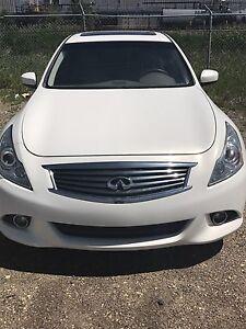 2010 Infiniti G37x Sedan