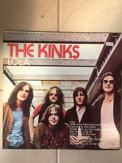The Kinks LOLA Vinyl Record Album LP