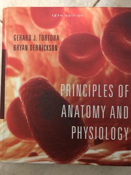 Principles Of Anatomy & Physiology textbook | Textbooks | Gumtree ...