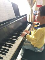 Piano and theory lesson 钢琴乐理课