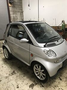 2006 smart for2 diesel convertible