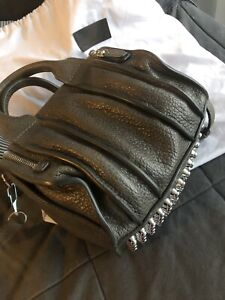 Brand new Alexander Wang Rockier in Pebbled Bag