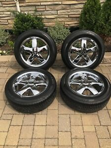Honda Pilot Chrome Rims / Tires