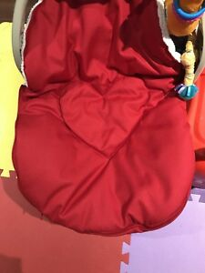 moving sale: EUC Jolly jumper cuddle bag
