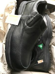 Hush Puppies Safety Shoes, Brand New Size 9W