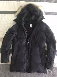 Man Canada Goose Carson Parka Homme - Small/Petit