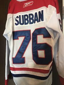 PK Subban winter classic jersey