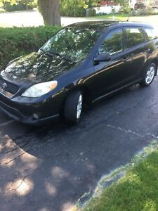 Toyota Matrix 2005 AWD