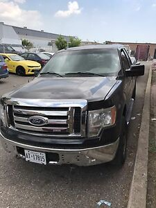 2010 Ford F 150 clean vehicle Crew Cab