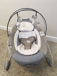 Ingenuity Orson Automatic Baby Bouncer Seddon Maribyrnong Area Preview