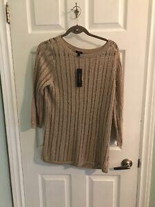 Brand new women pants shirt size 10 tags still on