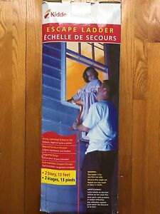 Escape Ladder / Échelle d'issue de secours