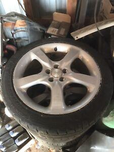 215 45 17 pneus Minerva s210 hivers 4x