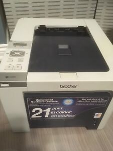 Brother HL-4040CDN colour laser printer