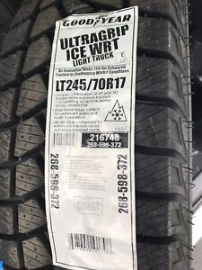 Brand new tires 245/70R17