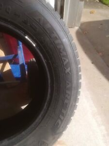 Four (4) Winter Tires For Sale