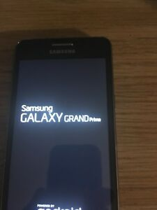 Samsung 8 GB phone on Bell network