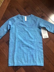 Brand new Ivivva long sleeve tee size 12