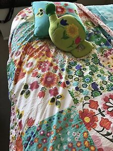 Quilt cover double Bolwarra Heights Maitland Area Preview