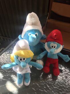 Smurfs Plush Collectibles