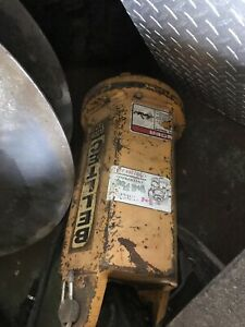 Skid Steer 30gpm HD Power head / drill/ auger